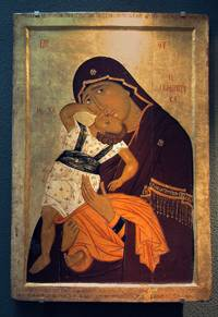 Wonderworking icon of the Most Holy Mother of God Pelagonitissa
