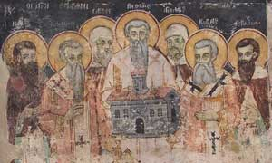 the origins of monasticism The benedictines st benedict of nursia: the father of western monasticism origins  born around the year 480, benedict of nursia was.